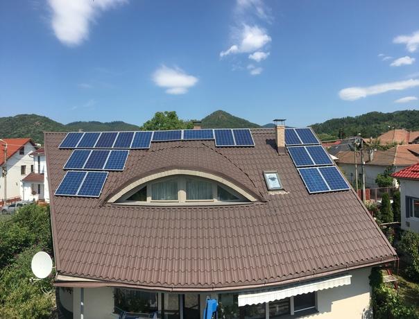 Panouri Fotovoltaice - Baia Mare